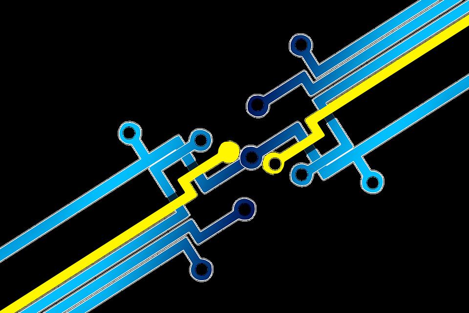 Platine Schaltkreise Leiterbahn · Kostenloses Bild auf Pixabay