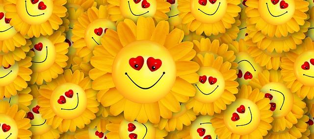 Free Illustration Smiley Joy Heart Love Smile Free