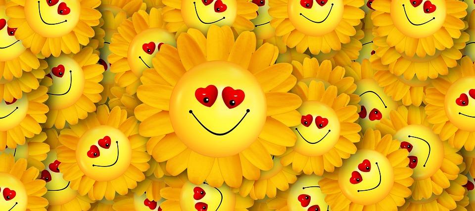 Smiley Freude Herz Kostenloses Bild Auf Pixabay