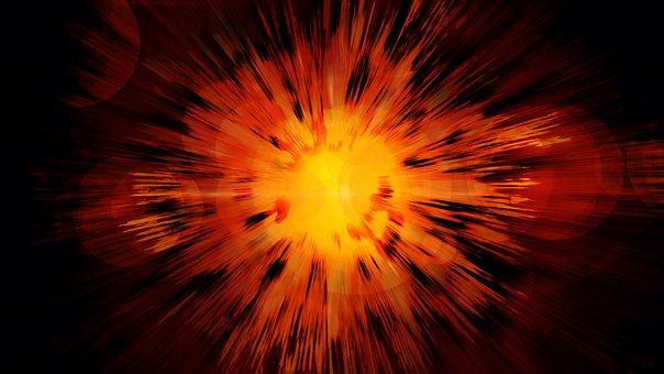 Big Bang, Explosion, Pop, Fireball, Fire