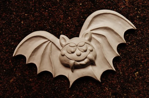 Bat, Halloween, October, Autumn