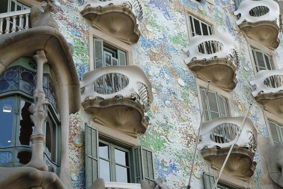 casa batllo barcelona spain free photo on pixabay