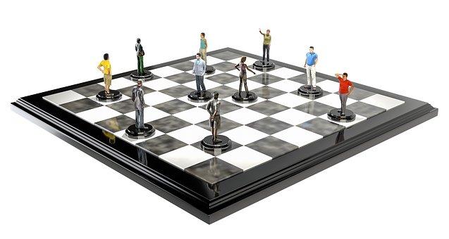 戦略, 人, チェス, ボード, ゲーム, チーム, 作品, ソリューション| KEN'S BUSINESS|ケンズビジネス|職場問題の解決サイト
