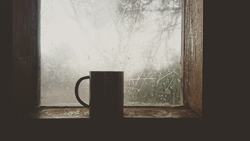 Café, Frío, Taza, Caliente, Por La Mañana, Beber, Copa