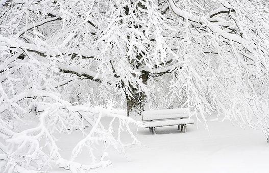 Sníh, Hora, Panoramatické, Příroda