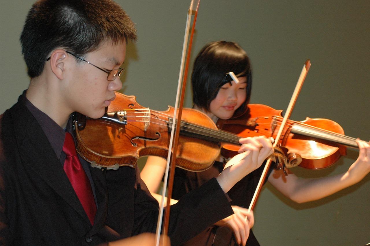 Скрипка Знакомство