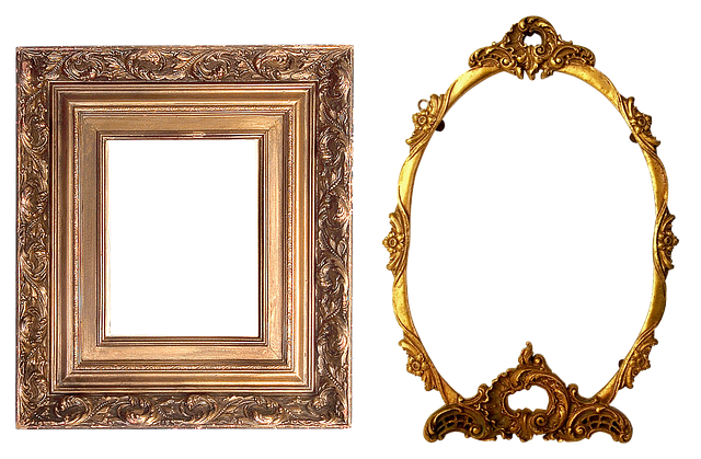 Frame Carved Gold 183 Free Image On Pixabay