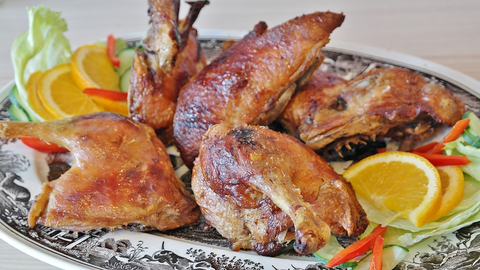 Free photo: Roast Duck, Roasted Duck, Kitchen - Free Image on ...