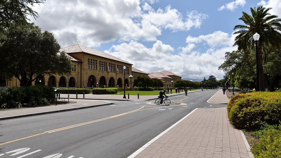 スタンフォード大学, カリフォルニア州, キャンパス
