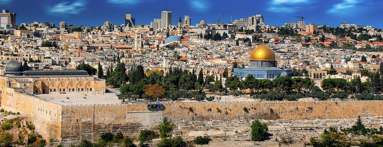 Jerusalem: Old Town and Jewish Quarter