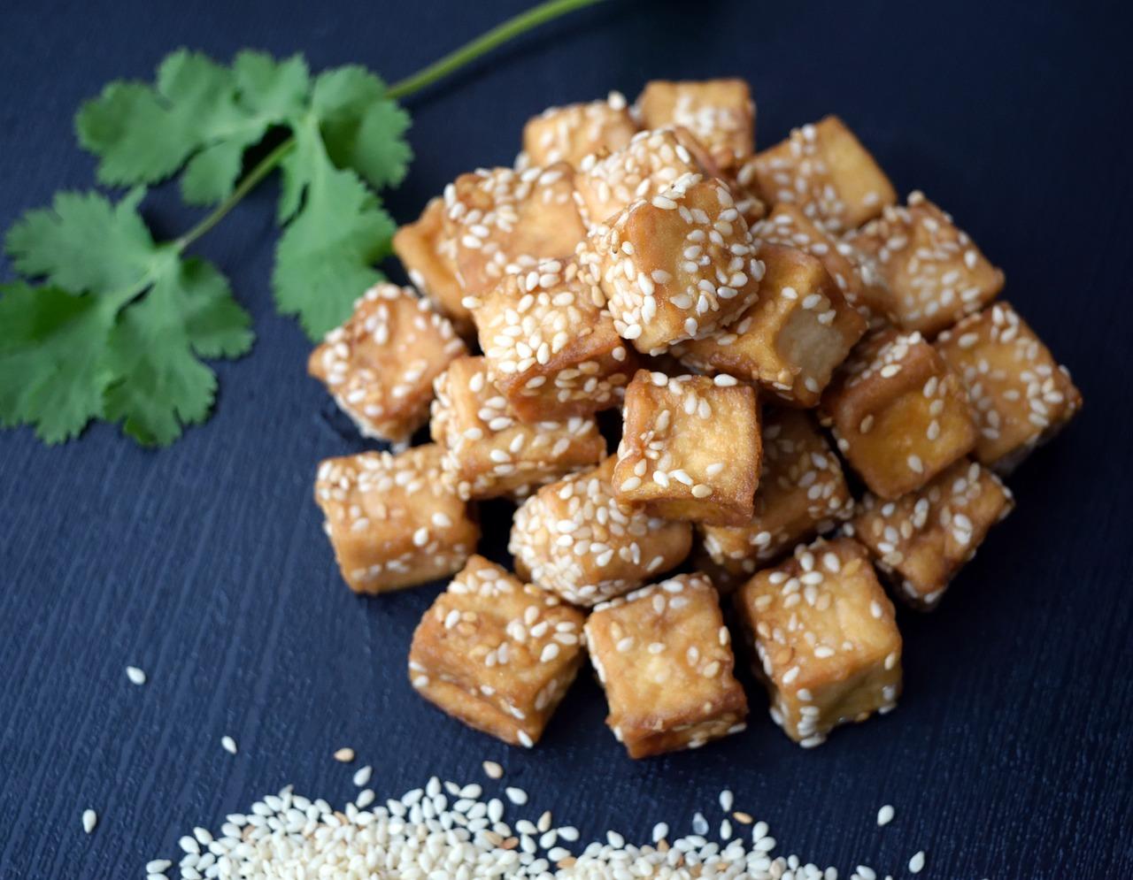 Рецепт с тофу в домашних условиях