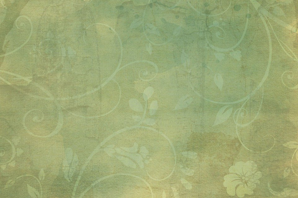 Vintage Green Flourish 183 Free Image On Pixabay
