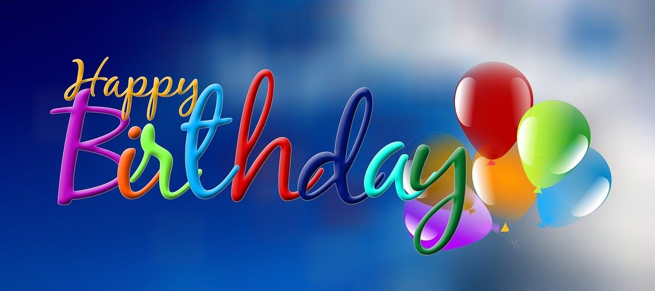 Поздравления на английском с днем рождения картинки