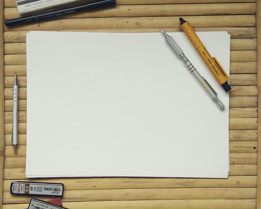 art drawing paper free photo on pixabay