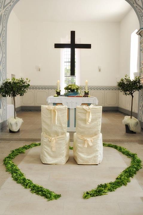 Free photo church wedding altar cross free image on pixabay church wedding altar cross interior religion junglespirit Images