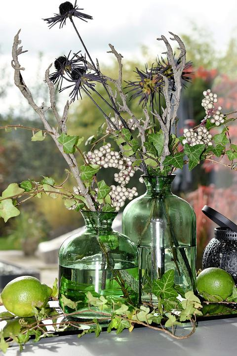 Deko Tischdeko Vase Gratis Foto Pa Pixabay
