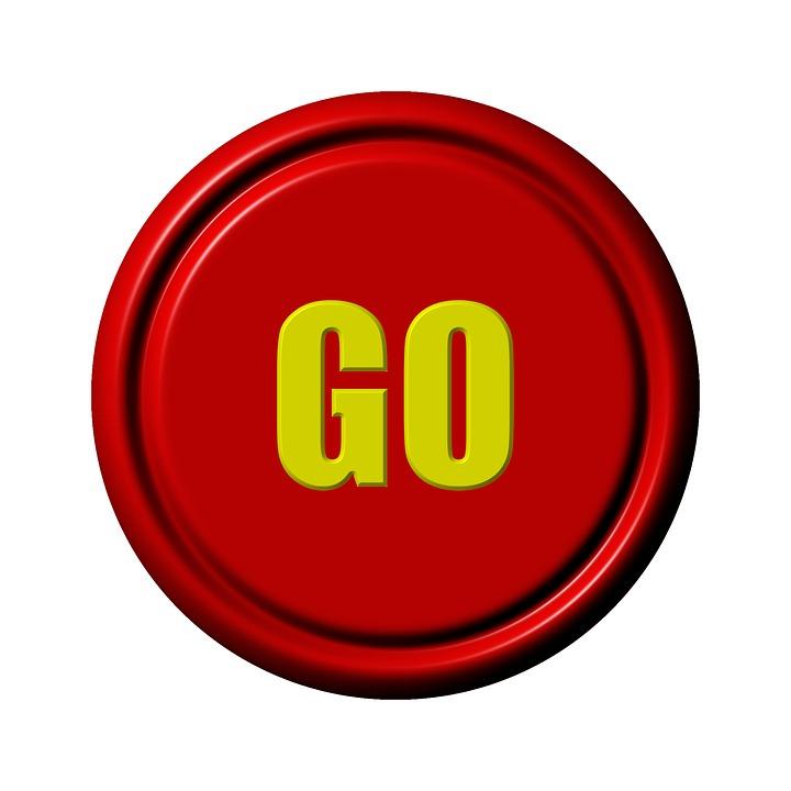 Ilustraci n gratis icono bot n go internet s mbolo for Icono boton