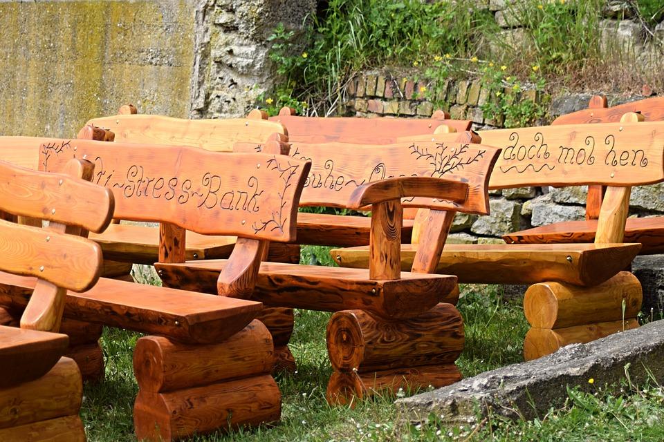 Bänke Holz · Kostenloses Foto auf Pixabay
