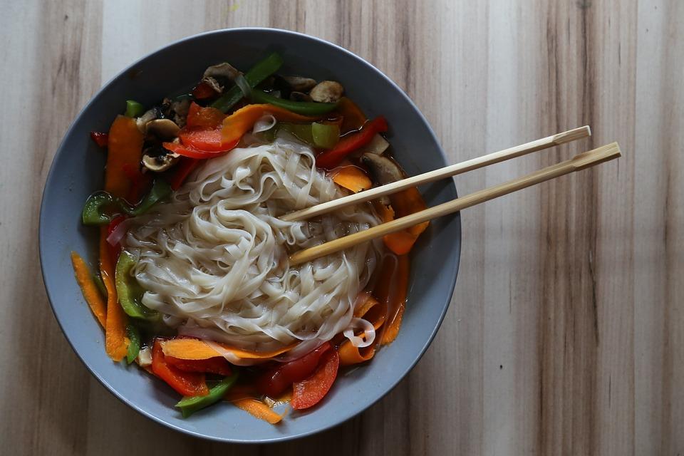 Soup Orient Vegan Restaurants Free Photo On Pixabay