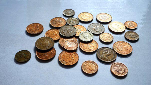 Money, Coin, Finance, Currency, Cash
