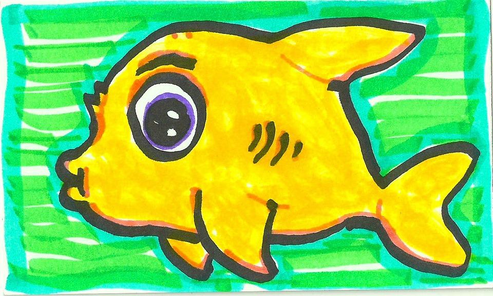 83 Gambar Lucu Ikan Terbaik