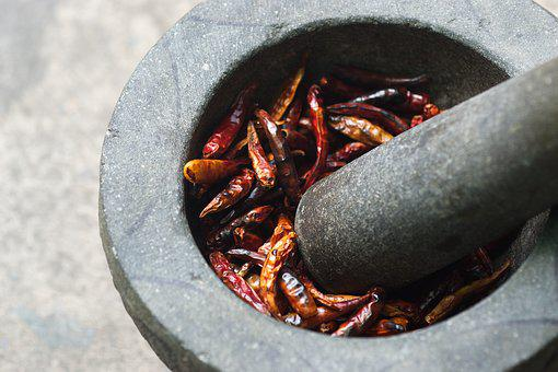 Cayenne Pepper, Dried Peppers