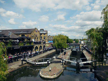 Ville De Camden, Londres, Ville, Camden