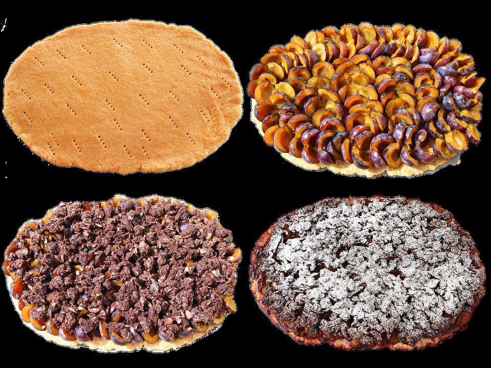 Pflaumenkuchen Kuchen Backen Kostenloses Foto Auf Pixabay