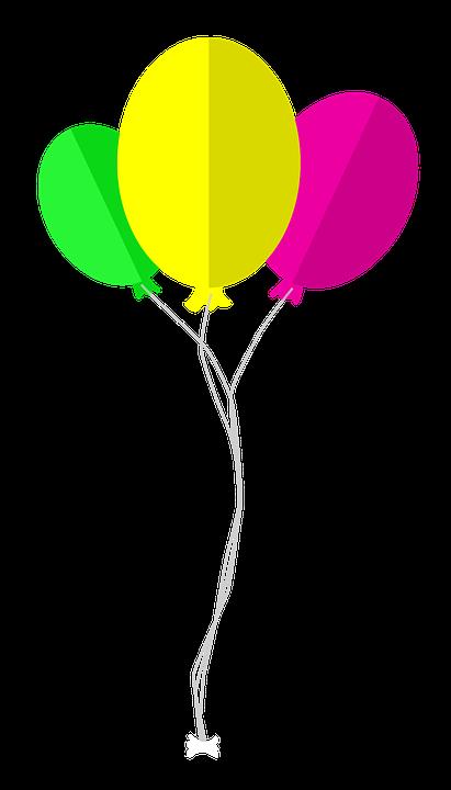 Balloon Glass Vector