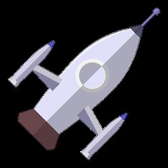 ロケット, 宇宙飛行士, ベクトル, 宇宙旅行, Ufo, ムーン, スペース
