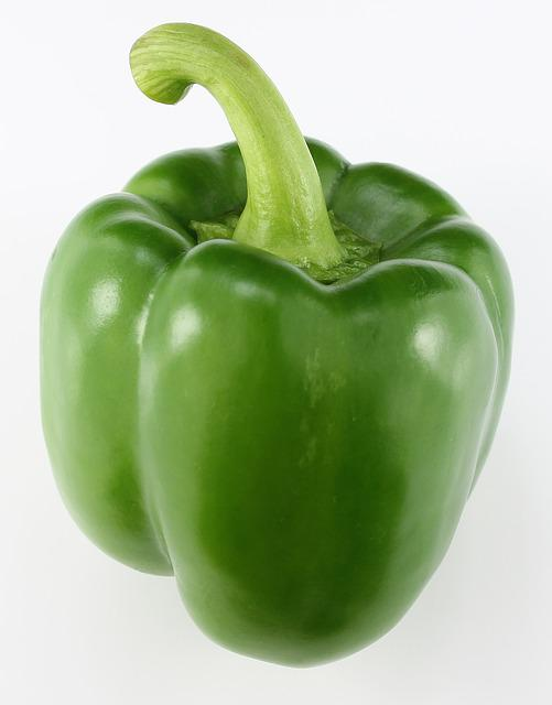 Paprika Green Peppers Vegetables · Free photo on Pixabay