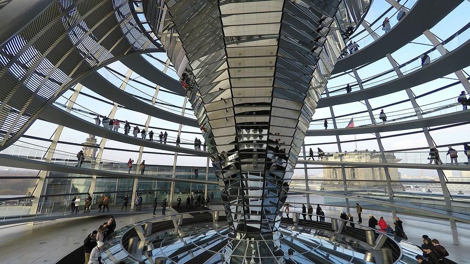 Bundestag Dome Berlin · Free photo on Pixabay  Bundestag Dome ...