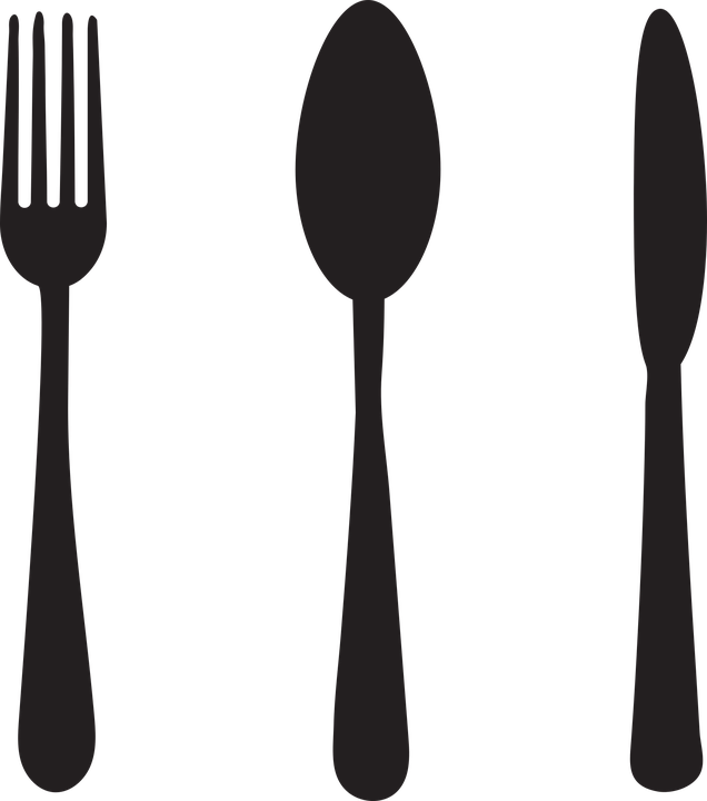 Fork Knife Spoon · Free Vector Graphic On Pixabay