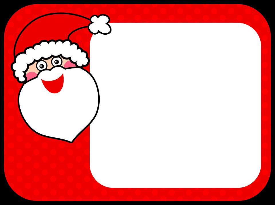 Santa Navidad Signo · Gráficos vectoriales gratis en Pixabay