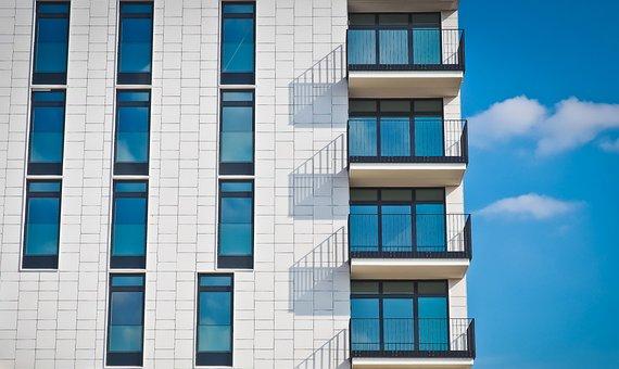 L'Architecture, Vivre, Façade, Bâtiment