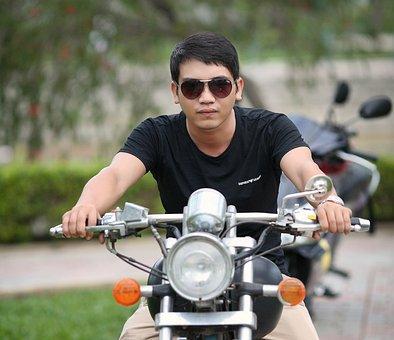 Motorbike, Vehicle, Motorcycle, Bike