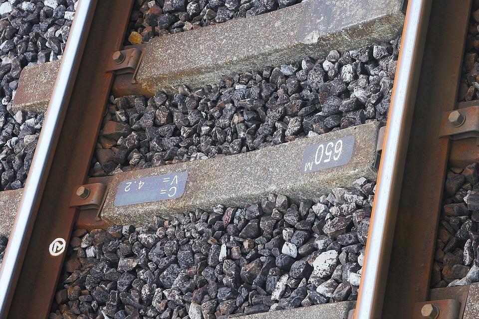 Track Railway Sleepers Concrete - Free photo on Pixabay