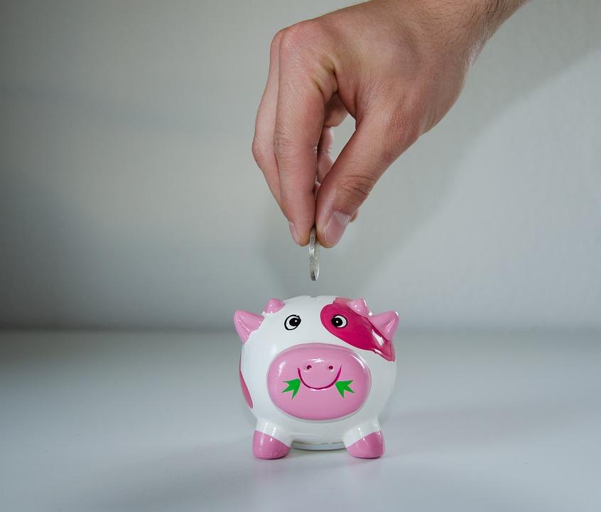 储存, 储蓄罐, 钱, 保守地, 存钱罐, 陶瓷, 财政部, 硬币, 现金注入, 欧元, 资产, 节约了插槽