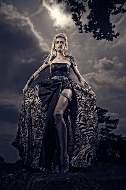 Free photo: Warrior, Fashion, Fantasy, Dress - Free Image ...