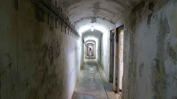Bunker, Gang, Unterirdisch, Unheimlich