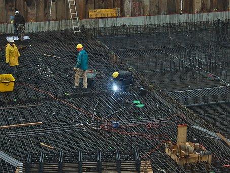 Construção, Soldagem, Indústria