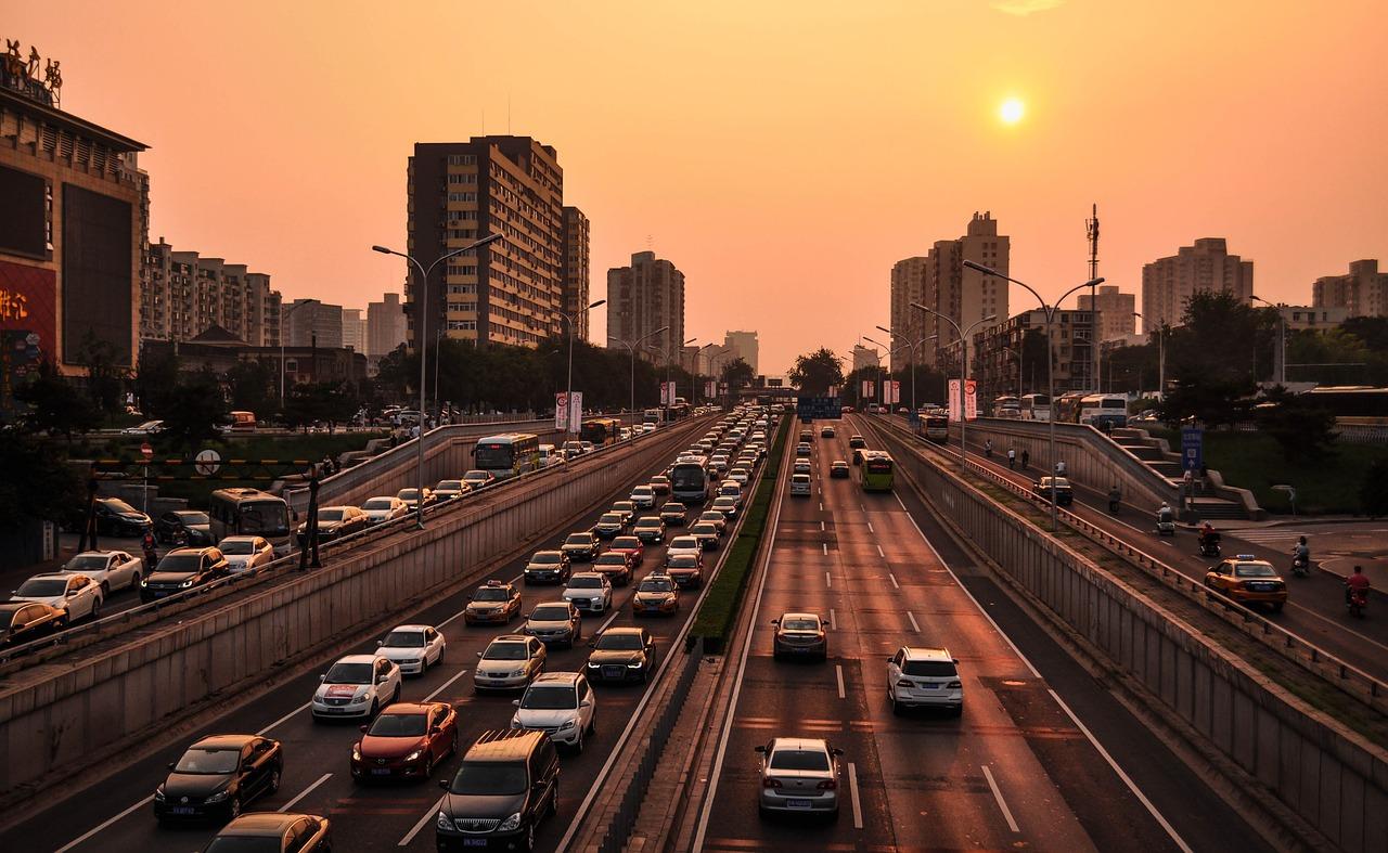 Street Traffic High Way - Free photo on Pixabay