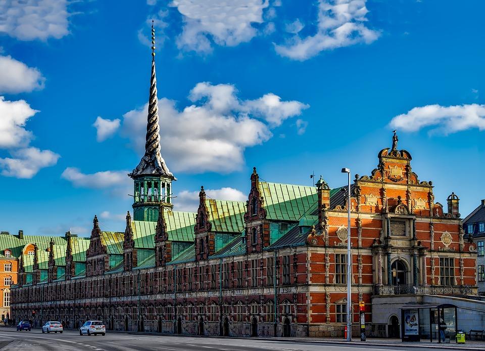 Hafengebäude, Kopenhagen