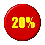 percentage, math, sale