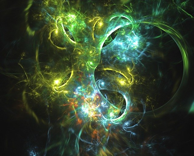 Fractal Chaos Energy Light 183 Free Image On Pixabay
