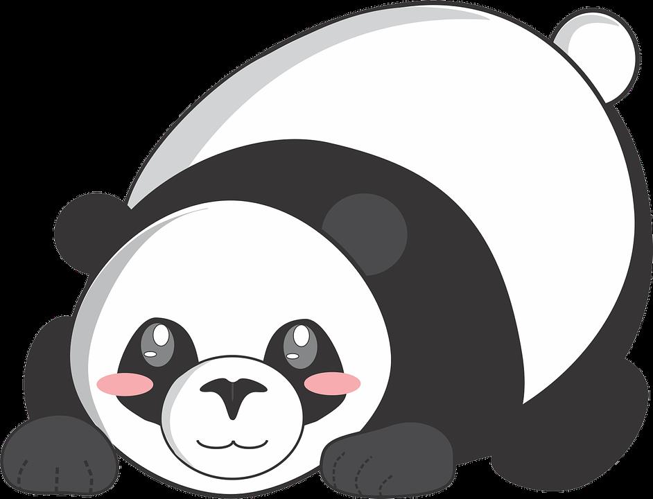 Panda Dessin Animé Mignon Des · Image Gratuite Sur Pixabay