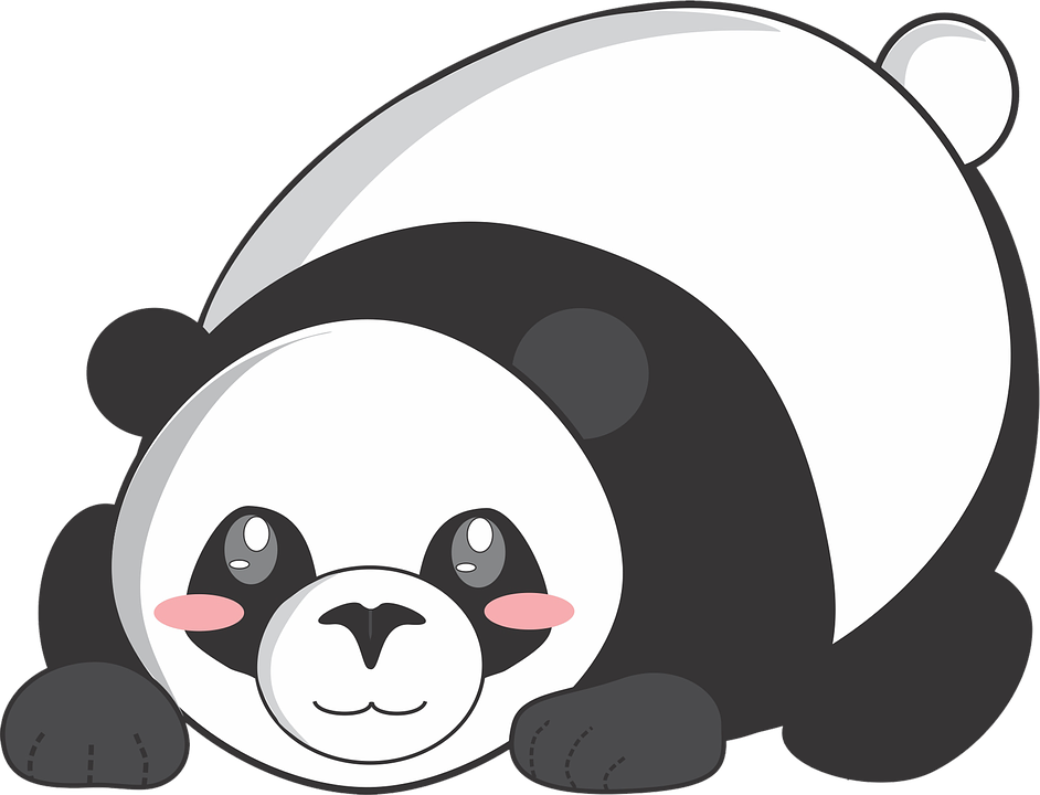 100 Free Panda Bear Illustrations Pixabay