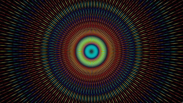 Kaleidoscope Pattern Mantra 183 Free Image On Pixabay