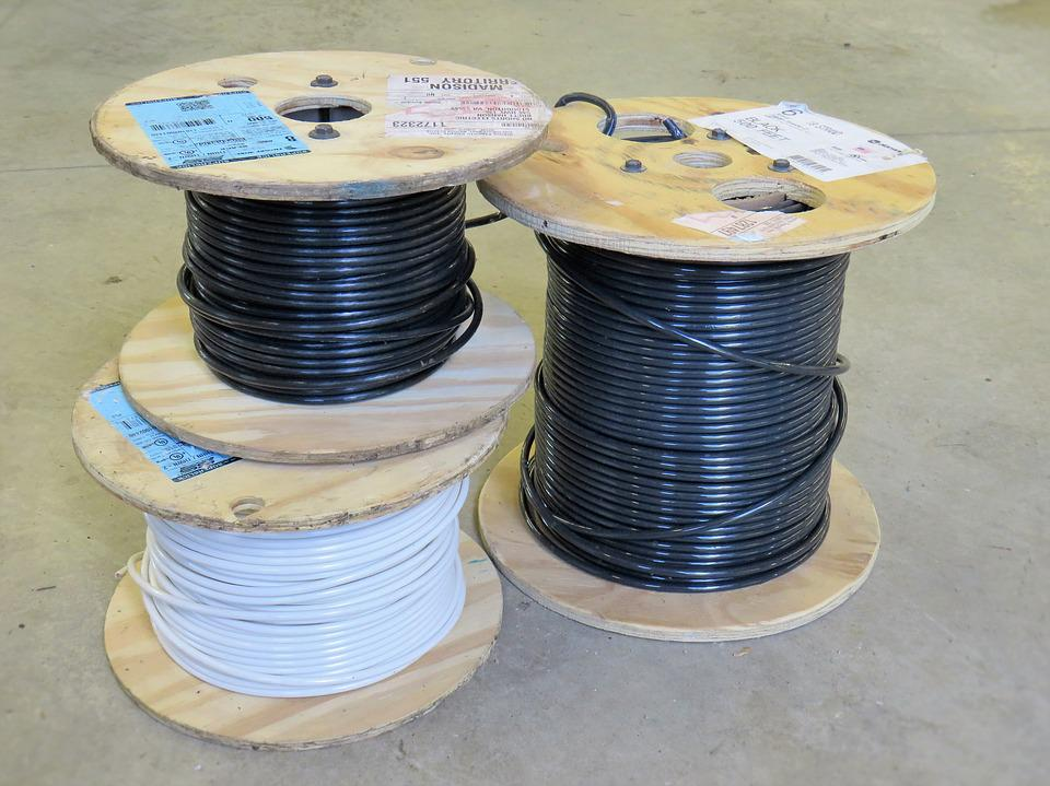 Free photo: Wire, Spool, Electric, Electrical - Free Image on ...