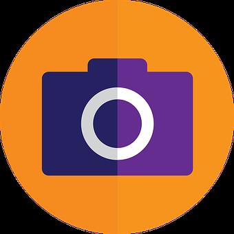 Camera Icon Take Photo Photographer P